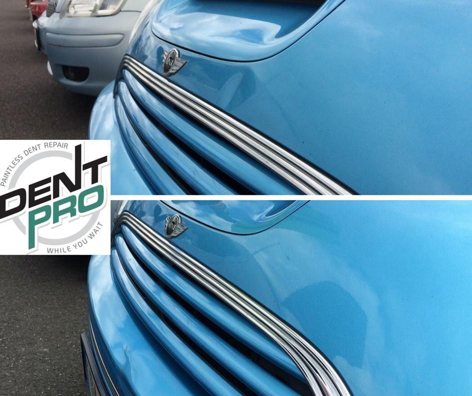 Car dent removal dentpro ireland dentproie