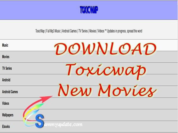 www toxicwap com New Movies On toxicwap TV Series Movies