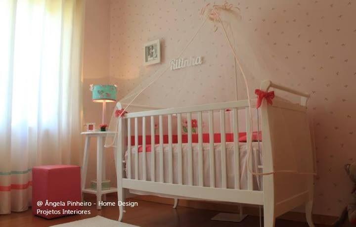 Quartos de Bébé Ângela Pinheiro Home Design Projetos Interior