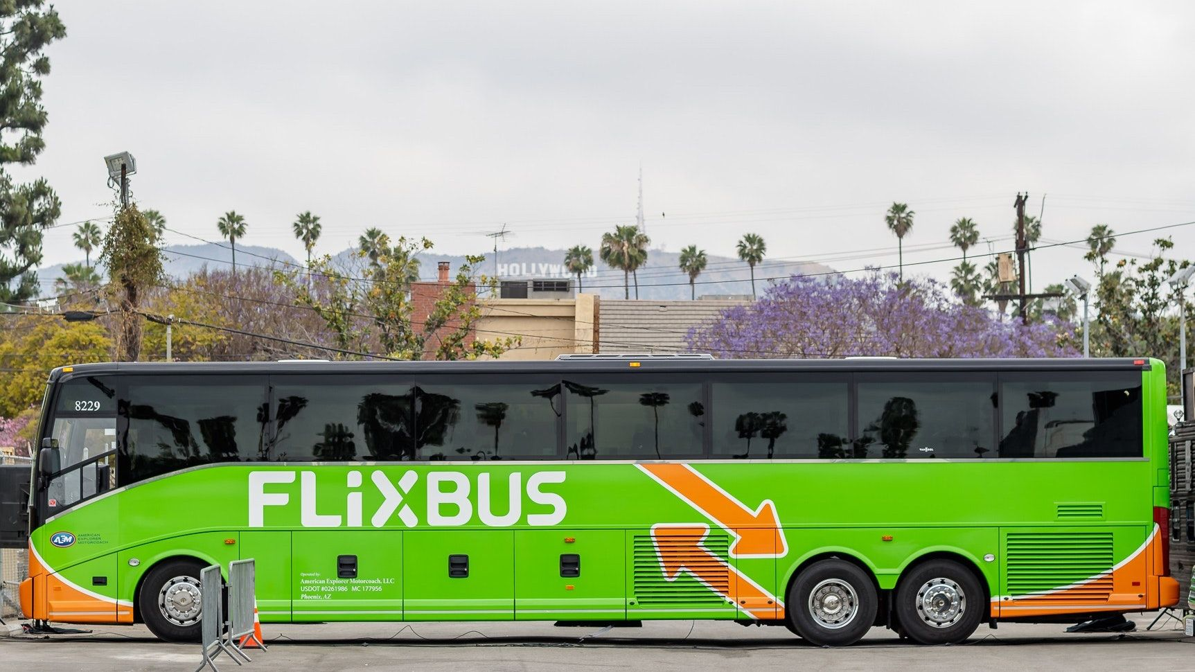 L A To Vegas For 2 99 Europe S Flixbus Rolls Into The U S