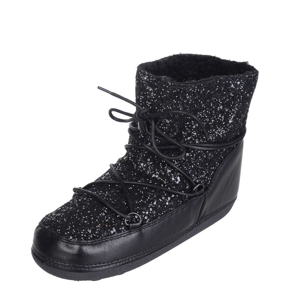 ANNIEL Leather Winter Boots Size 36-37