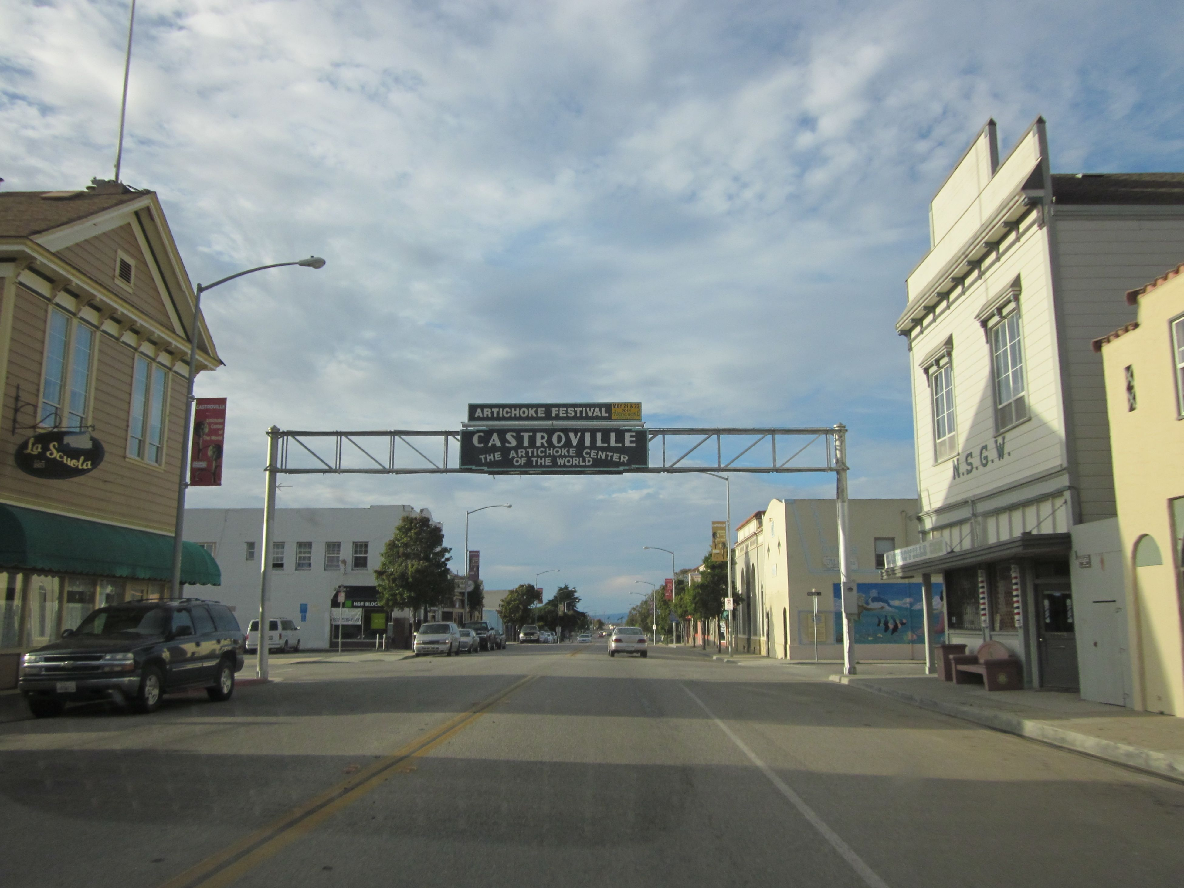 Downtown castroville photo by moria photo monterey