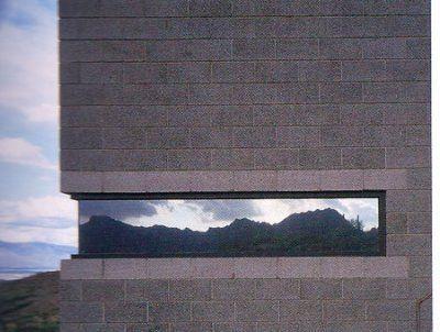 Muros de bloques o ladrillos de cemento hormig n sin - Ladrillos de hormigon ...