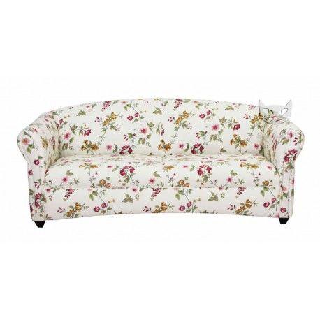 Kanapa W Kwiaty Maribel 188 Cm Bf Decor Sofa Couch