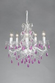 Angelique french provincial pink shabby chic chandelier 5 lights french provincial chandeliers crystal lighting buy online aloadofball Gallery