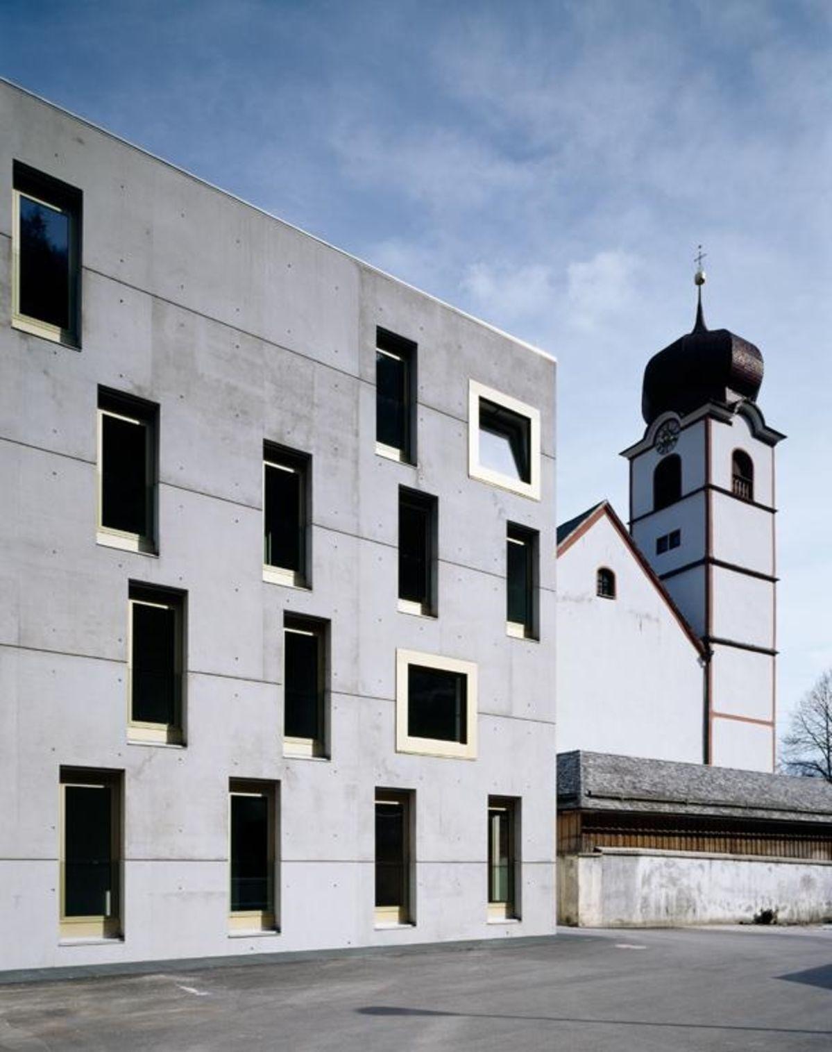Mariatal Regional Special School Marte.marte architecten