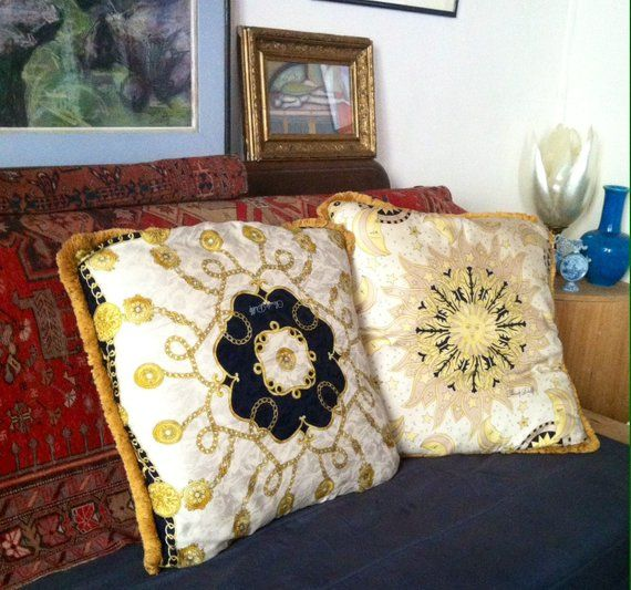 Astounding Baroque Bedroom Pillows Housewarming Golden Silk Sunday Ocoug Best Dining Table And Chair Ideas Images Ocougorg