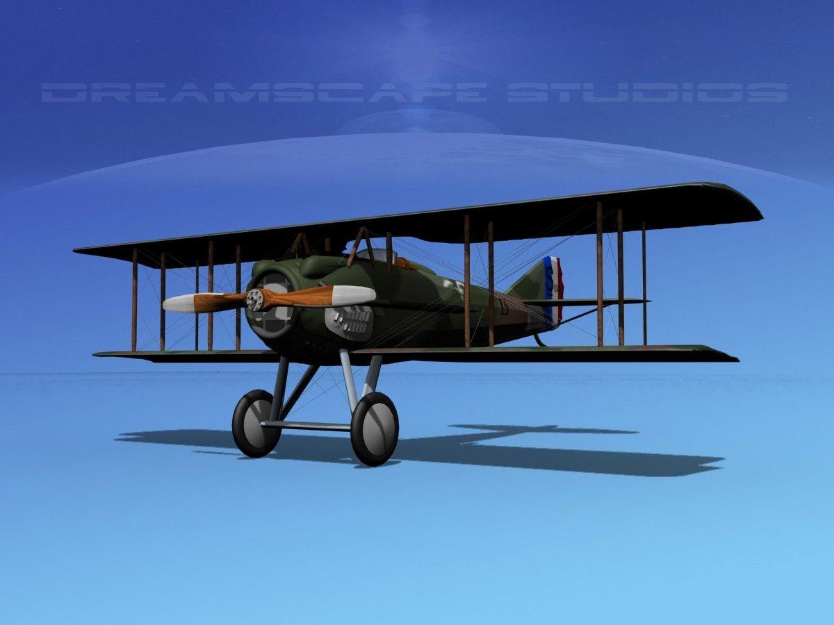 SPAD S-XIII V14