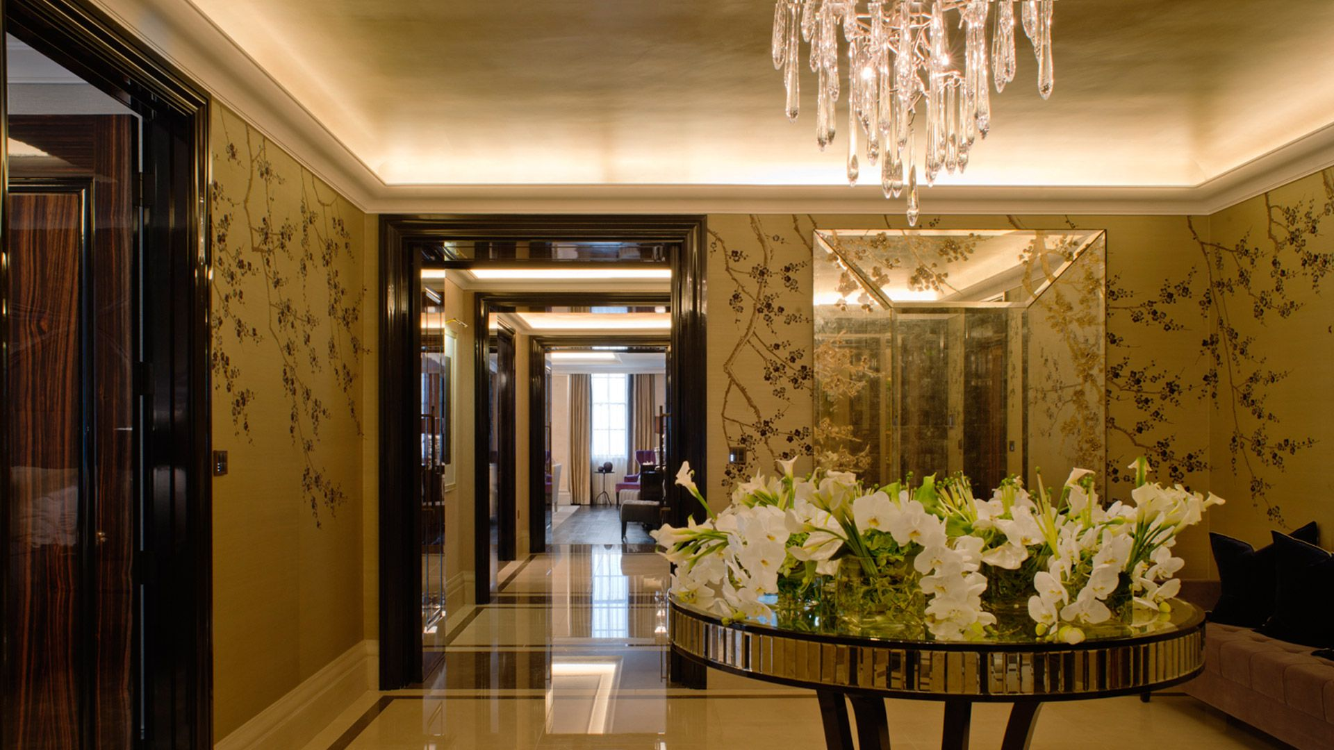 Luxury Residential Design London Restoration Architects Goddard Littlefair Architects Specialising In Luxurious Interior And