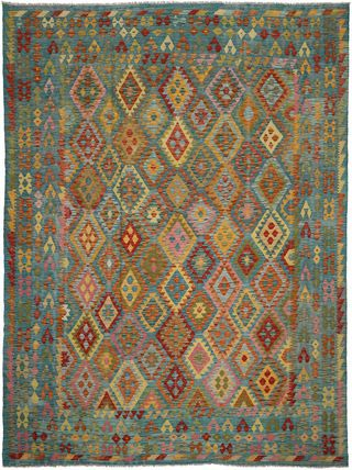 Kilim Afghan Old Style Abco913 Carpet From Afghanistan Carpet