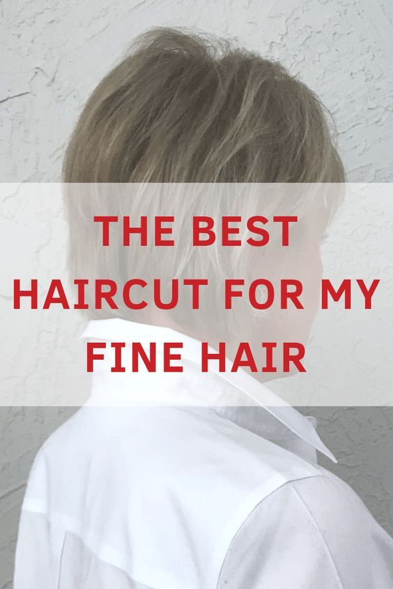 The Haircut And Products I Use For Thinning Hair -
