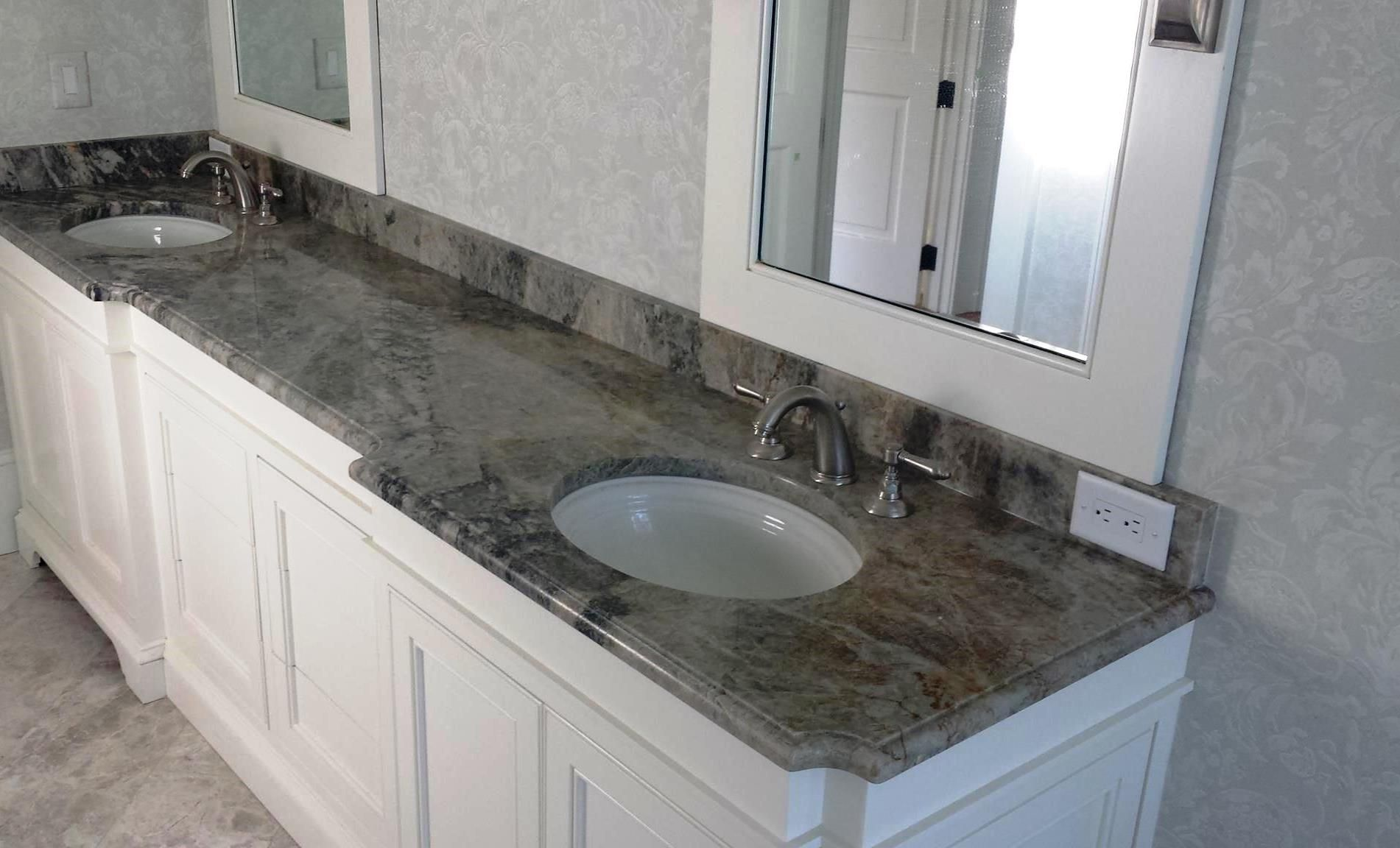 From Stoneworks Hhi Porcelain Countertops Granite Tile Countertops