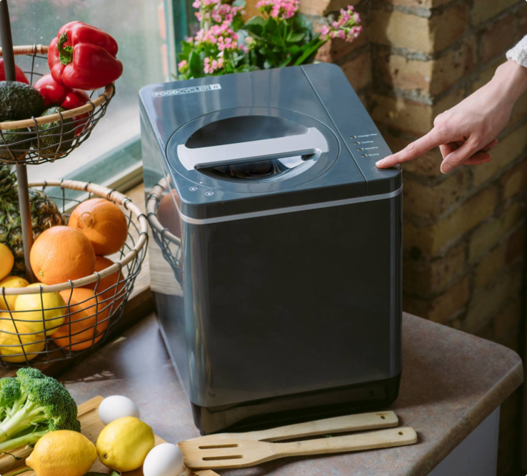 The Foodcycler Food Waste Recycling