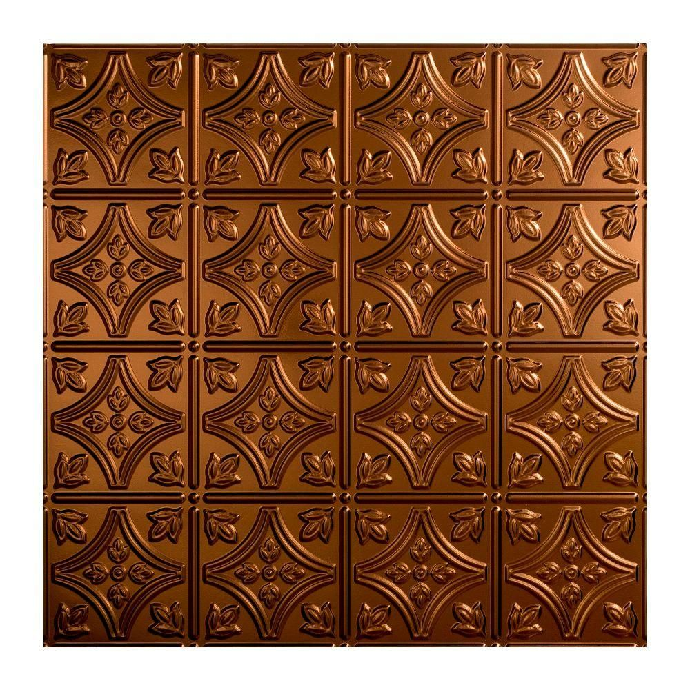 Traditional Ft X Ft Layin Ceiling Tile In Oil Rubbed - 1 x 2 ceiling tiles