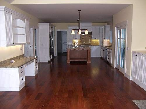 image brazilian cherry handscraped hardwood flooring.  Image CFS Fiji Brazilian Cherry 65 And Image Handscraped Hardwood Flooring