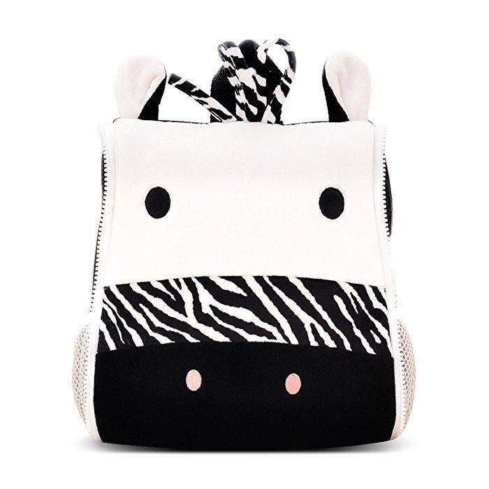 879394a394b BELK Little Boys  Girls  Animal Backpack Toddler School Bag with Bottle  Holder