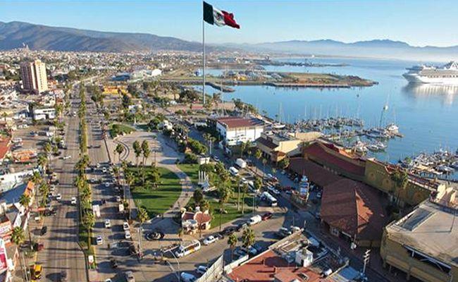 Ensenada También Llamada La Bella Cenicienta Del Pacífico Es Un Puerto Natural Conocido Como Bahía De Todos Los Santos En El Esta Fotos Afiliados Magicos