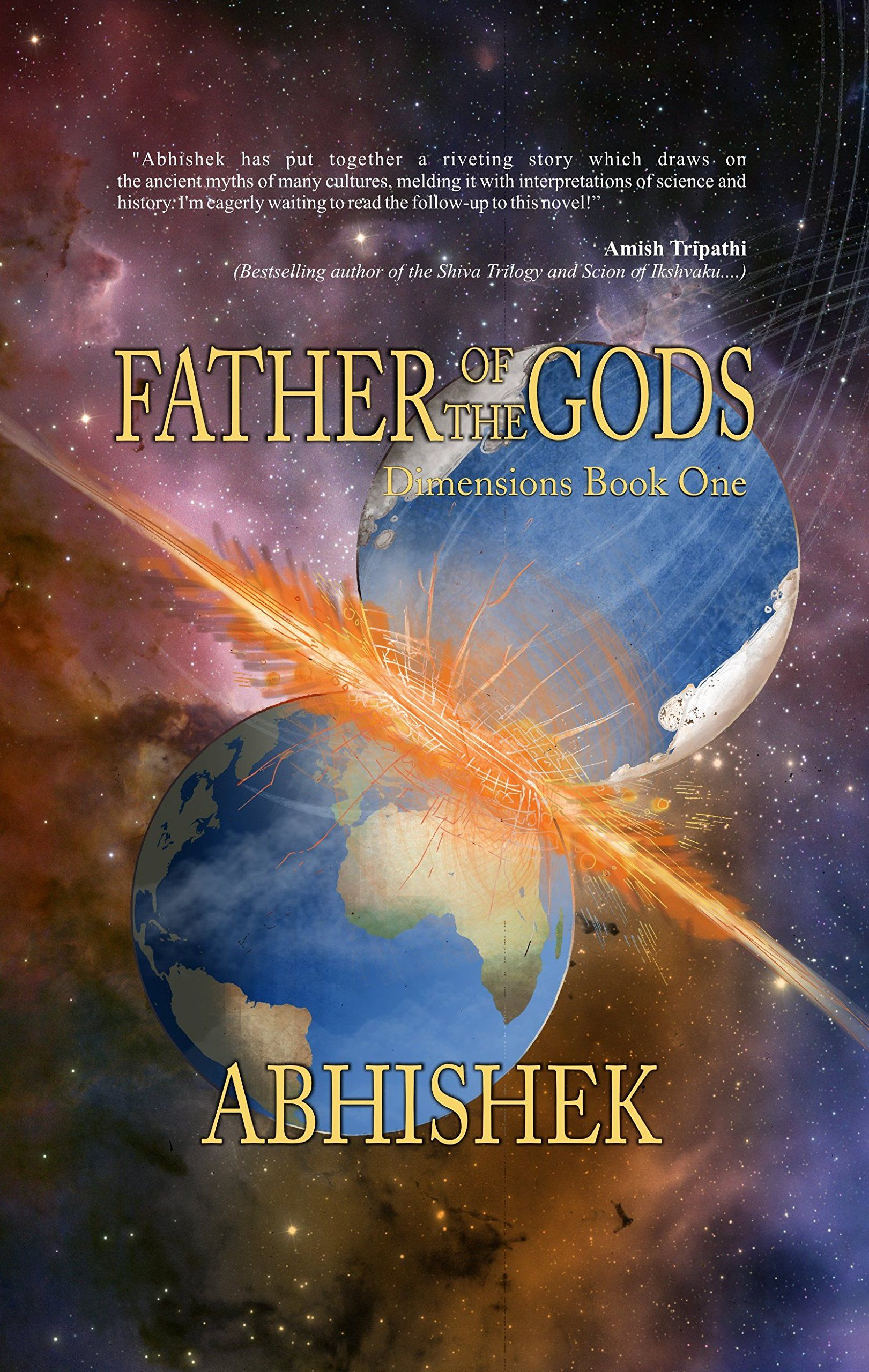 Buy father of the gods book online at low prices in india