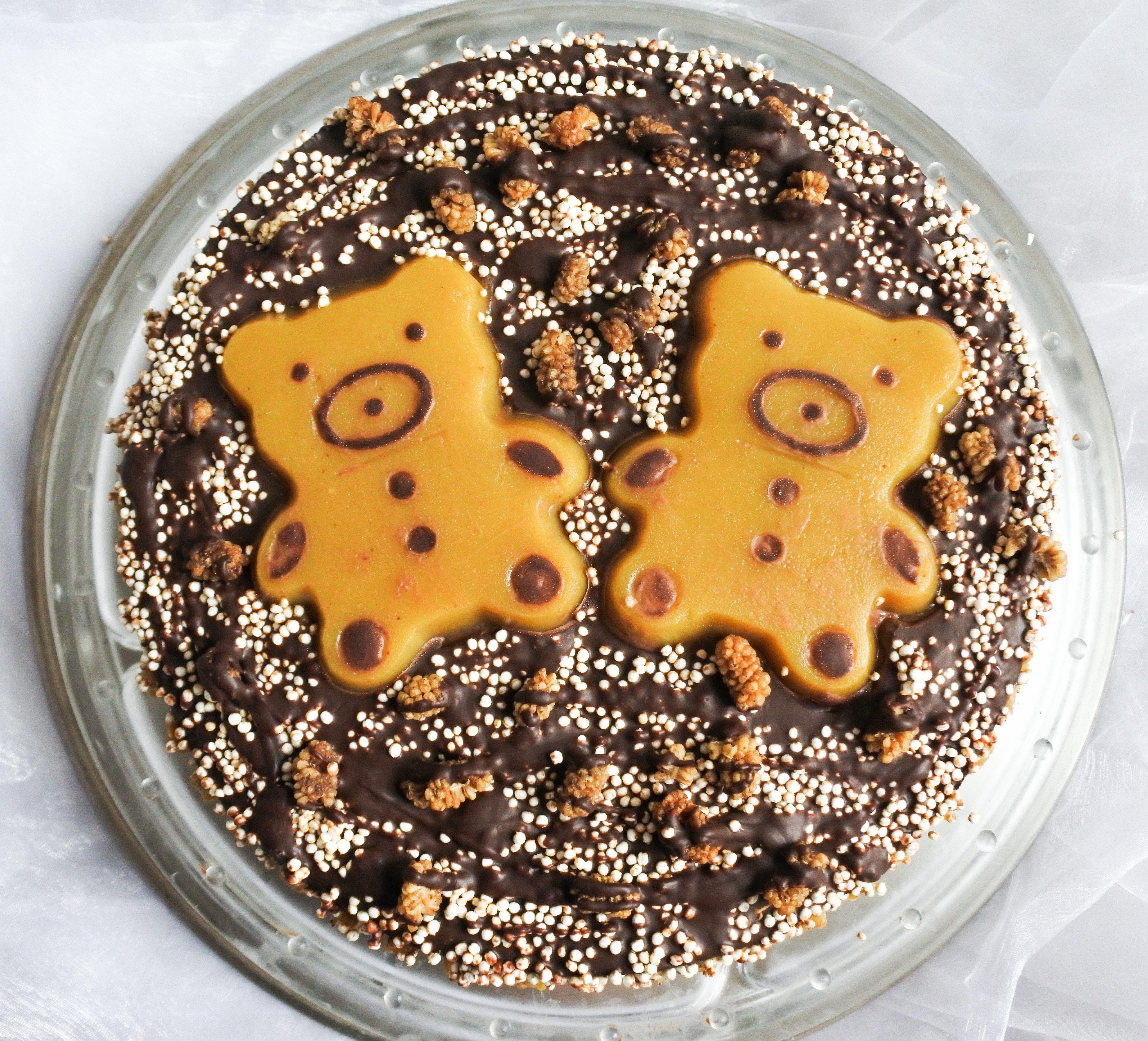 Schoko Mohren Kuchen Vegan Und Ohne Industriellen Zucker Mohren Kuchen Kuchen Schoko