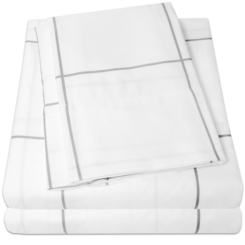 Loft Microfiber Sheet Set