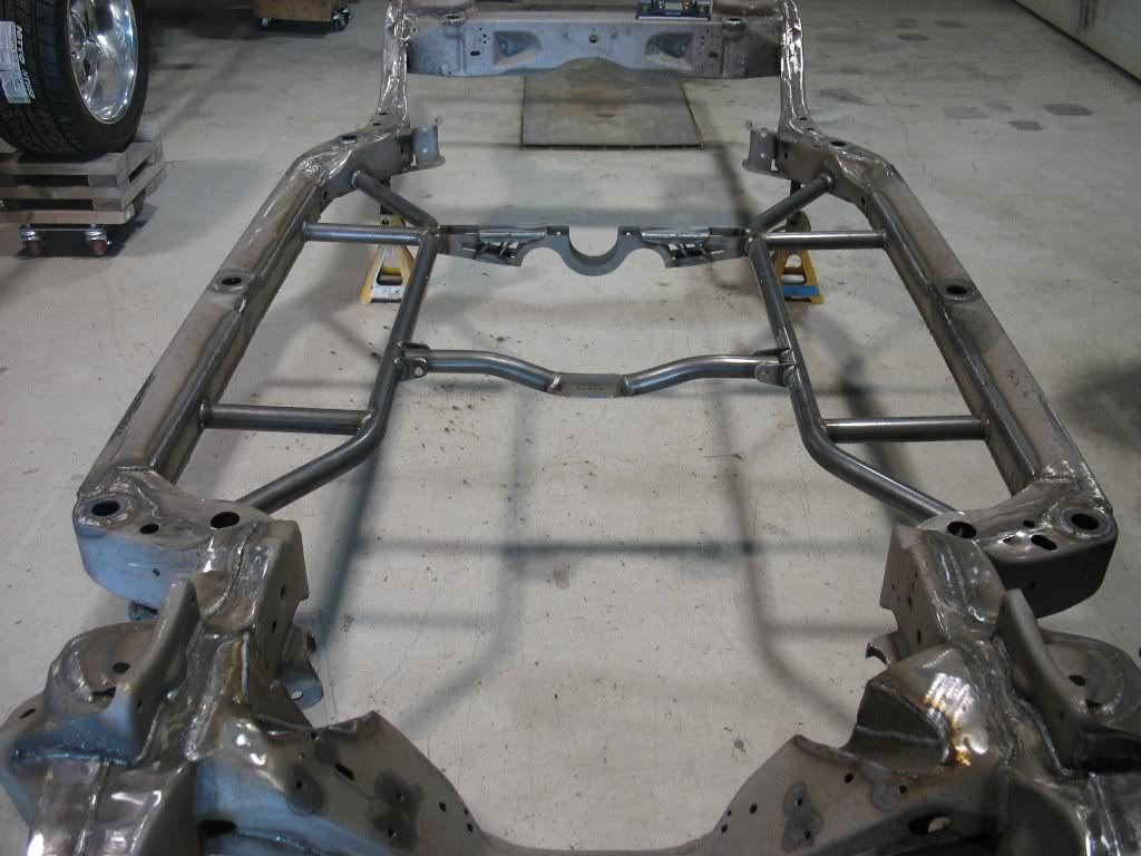 Frame Stiffening Kits Chevelle Tech Pontiac Pinterest