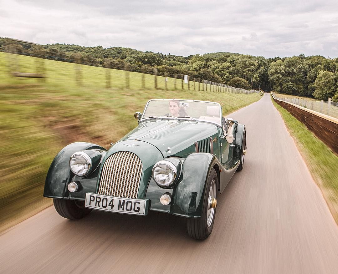 Celebrating 80 Years Of The Morgan 4 Longest Running Production Car In