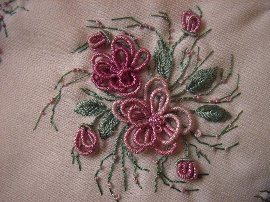Freeform Crochet Stitches | Bullion Stitch Design ...