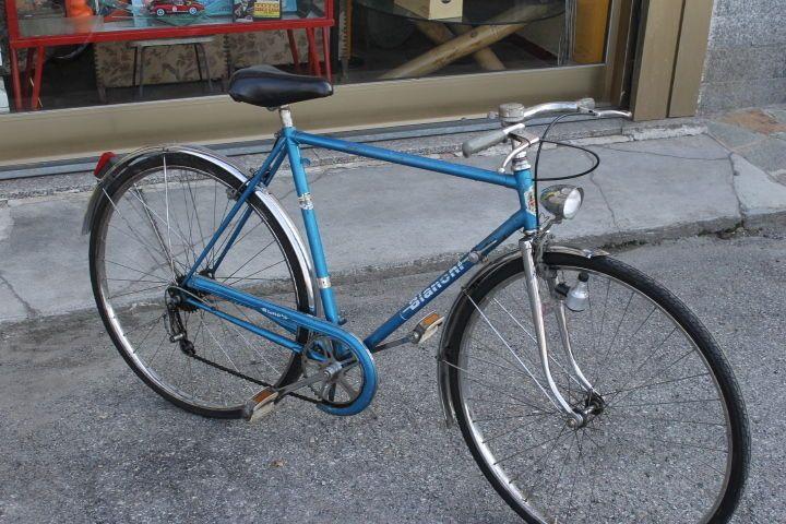 Bianchi Bici Sportiva Anni 70s Condorino Campagnolo Sport Vintage