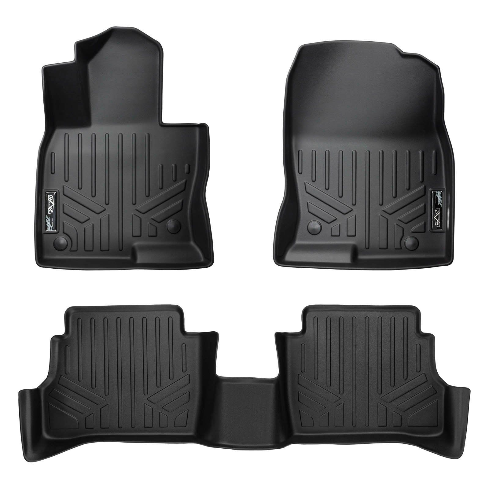 Maxliner Floor Mats 2 Row Liner Set Black For 2017 2018 Mazda Cx 5 Click On The Image For Additional Details This Is An Affilia Floor Mats Flooring Mazda