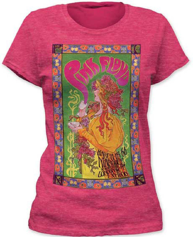 pink floyd vintage concert t shirt pink floyd march 15. Black Bedroom Furniture Sets. Home Design Ideas