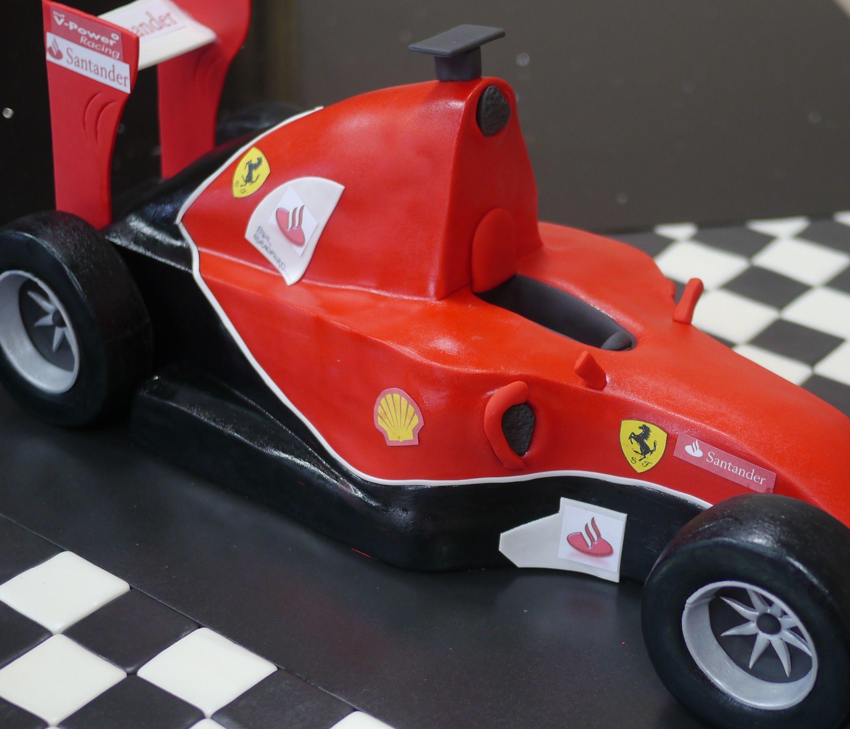 Formula 1 car big boys cakes pinterest cars racing cake and cake tutorial baditri Choice Image