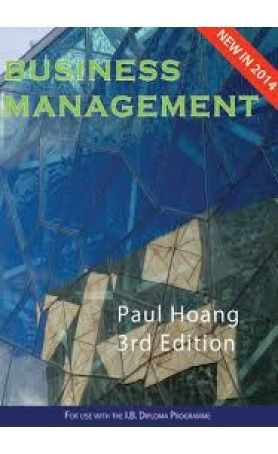 paul hoang business and management 2nd edition