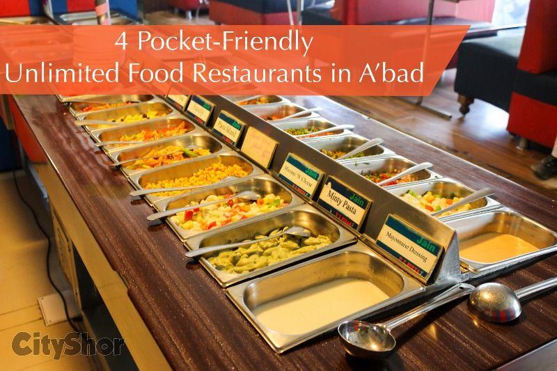4 Pocket Friendly Unlimited Restaurants In Ahmedabad Restaurant