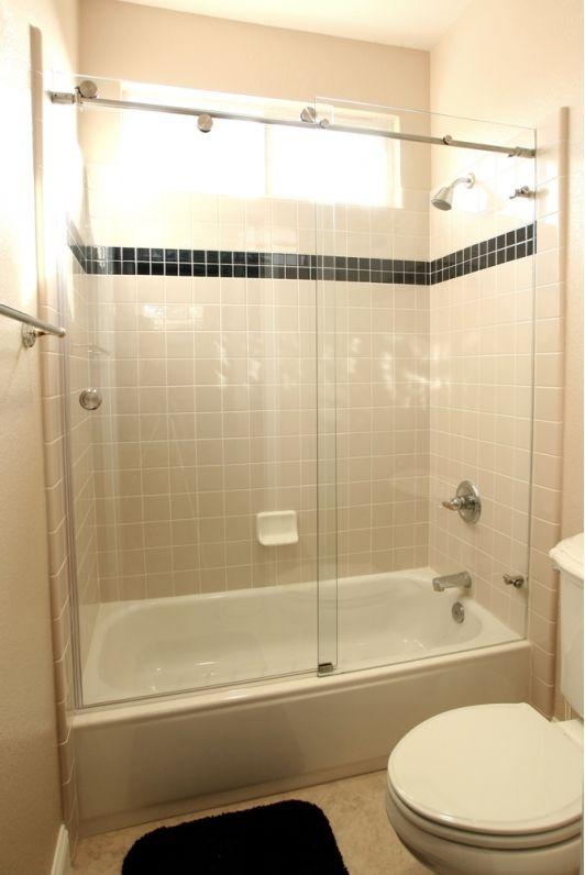 Shower Door Ideas Home And Garden Design Idea S Bathtub Shower