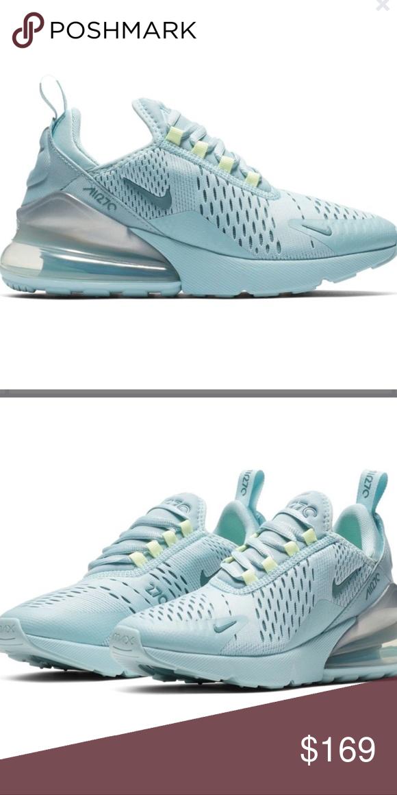 Nike Air Max 270 Green – super sportlicher Sneaker für