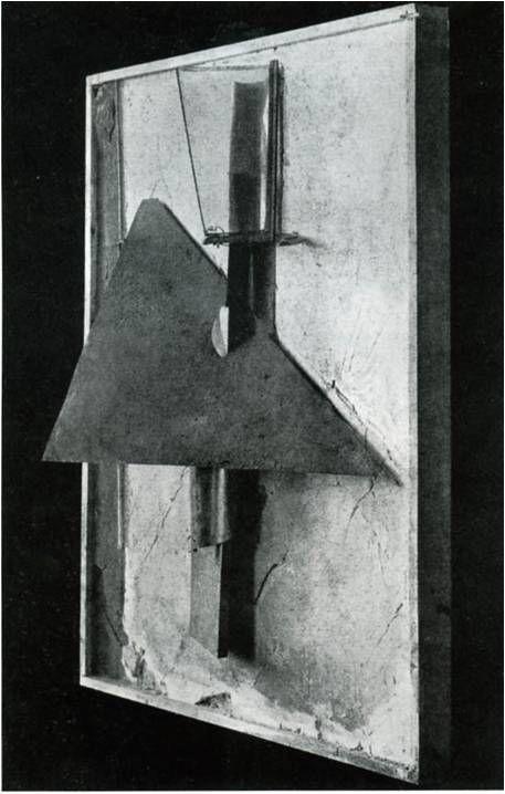 Vladimir Tatlin Selection Of Materials 1914 Collage