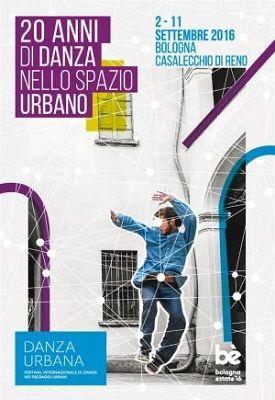 Bologna Presentazione della XX edizione di Danza Urbana