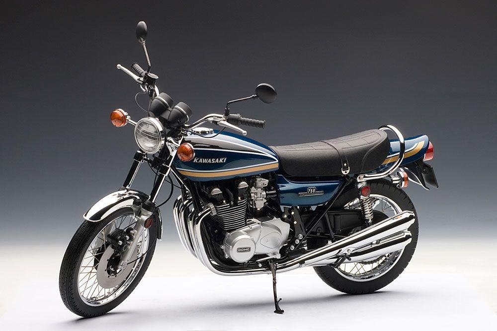 Autoart Motorradmodell KAWASAKI Z1 900 Super 4