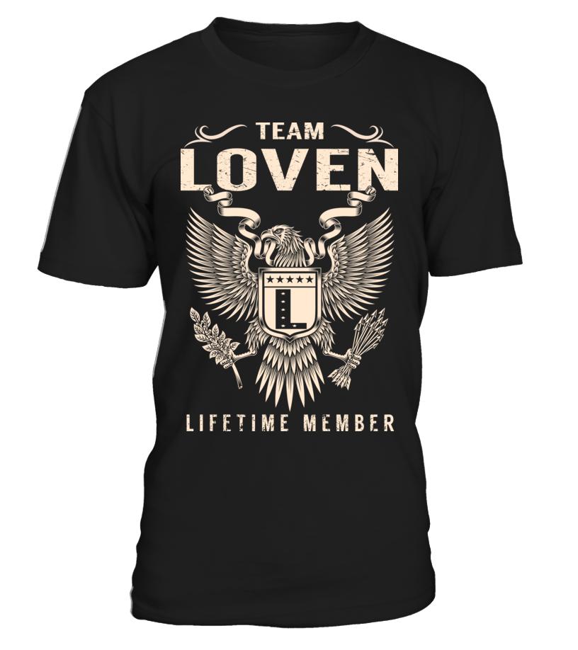 Team LOVEN - Lifetime Member