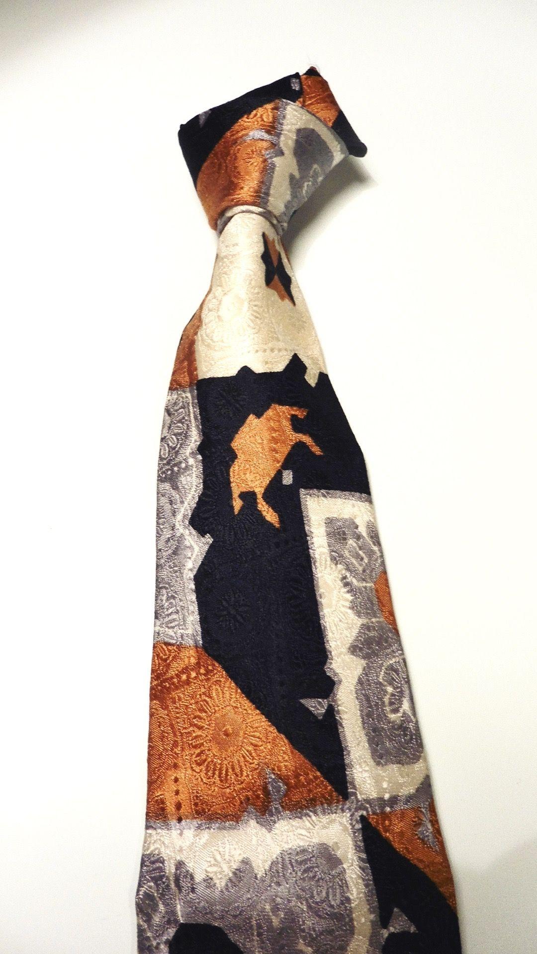 7da23ebd16656 Cravate pierre cardin paris soie motif tb. etat | Vintage Pierre ...