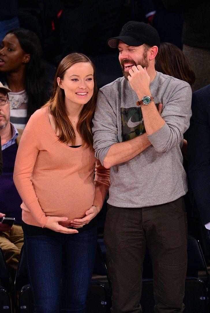 Olivia Wilde And Jason Sudeikis Are New Parents Olivia Wilde Jason Sudeikis Jason Sudeikis Olivia Wilde
