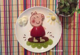Resultado de imagem para comidas criativas com frutas