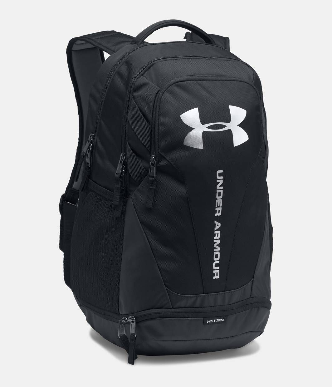 Under Armour Recruit Backpack Black Light Blue - Backpacks at ... 54ced79e4b2db
