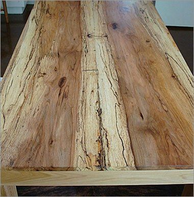 Pecan Wood Furniture Hand Crafted Pecan Dining Table By Where