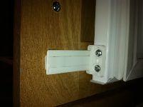 Integrated Fridge And Freezer Door Hinges Geladeira Casa De Campo Cozinha