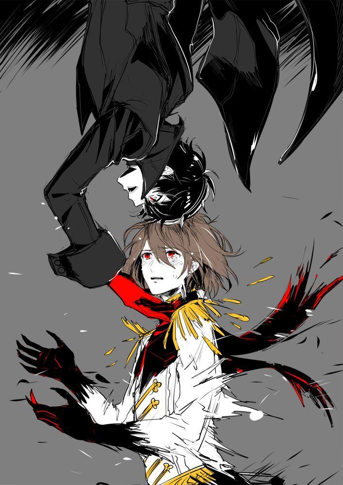 Pinterest Persona 5, Persona 5 joker, Persona 5 anime