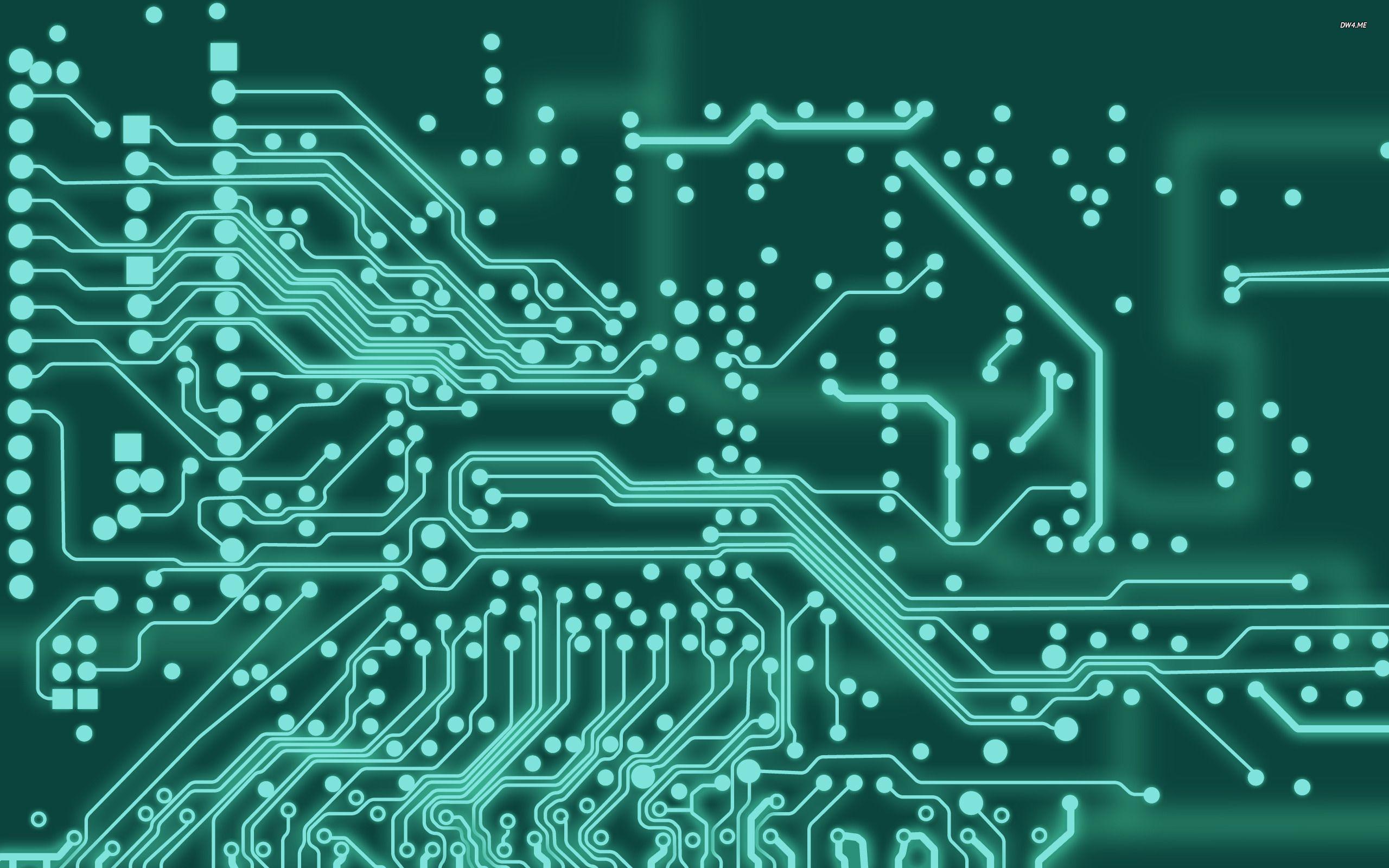 Circuit board wallpaper - 756624 | Circuits in 2019 | Circuit board