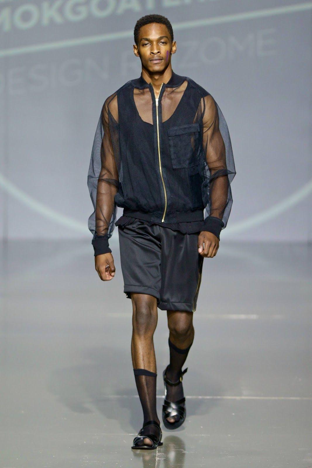 Karabo Joas Mokgoatlheng Fall/Winter 2016 - Mercedes-Benz Fashion Week Joburg