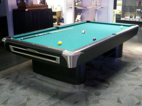 Perfect 9 Foot Gandy Pool Table