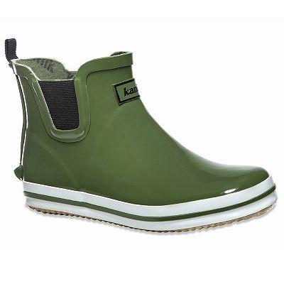 Kamik Sharonlo Women S Chelsea Waterproof Rain Boots